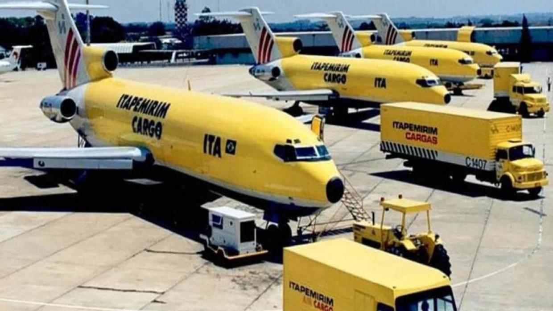 Após 20 anos, Itapemirim volta à carga aérea com aviões próprios e gestão experiente.