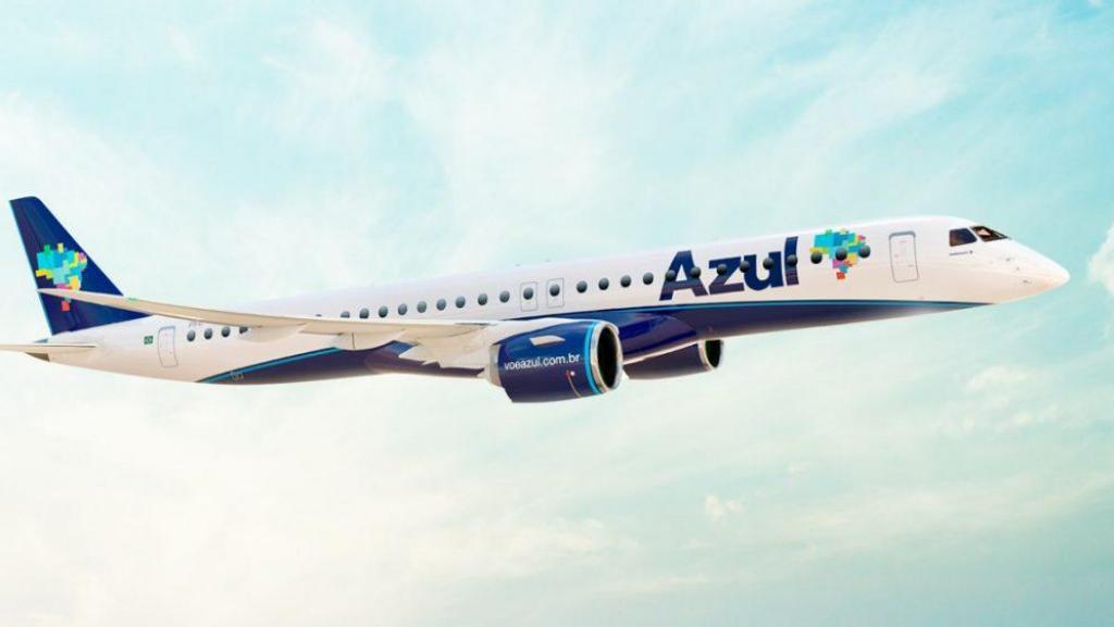 Azul em breve receberá aeronaves Airbus A350