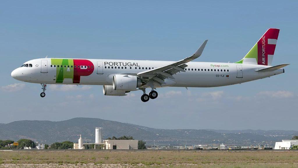 Belém e Maceió devem voltar a ter voos da TAP a partir de 31 de outubro